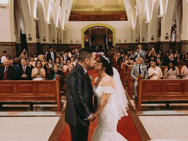 El matrimonio de Julio y Fatima en Chorrillos, Lima 53