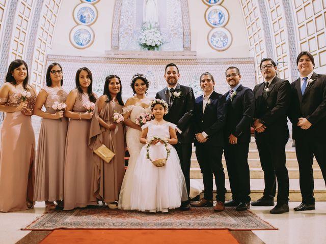 El matrimonio de Julio y Fatima en Chorrillos, Lima 56