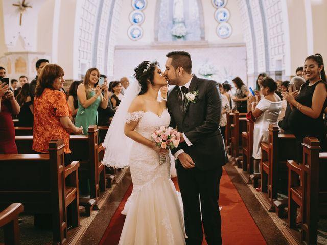 El matrimonio de Julio y Fatima en Chorrillos, Lima 58