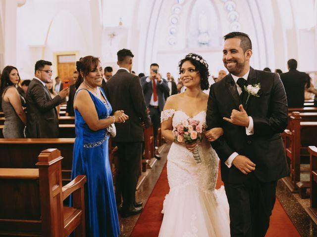 El matrimonio de Julio y Fatima en Chorrillos, Lima 59