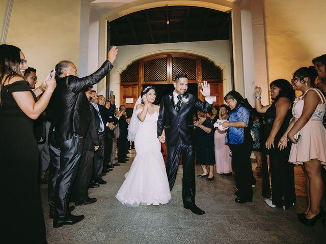 El matrimonio de Julio y Fatima en Chorrillos, Lima 60