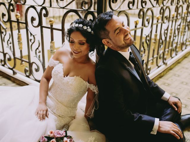 El matrimonio de Julio y Fatima en Chorrillos, Lima 63