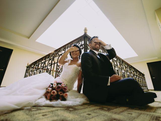 El matrimonio de Fatima y Julio