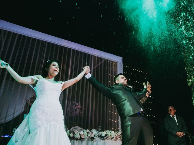 El matrimonio de Julio y Fatima en Chorrillos, Lima 82