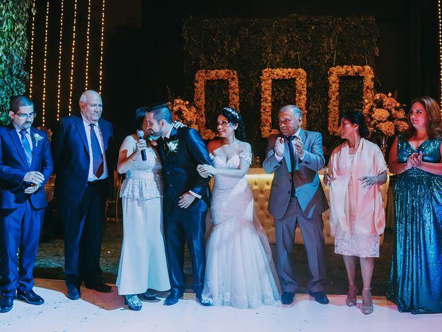 El matrimonio de Julio y Fatima en Chorrillos, Lima 92
