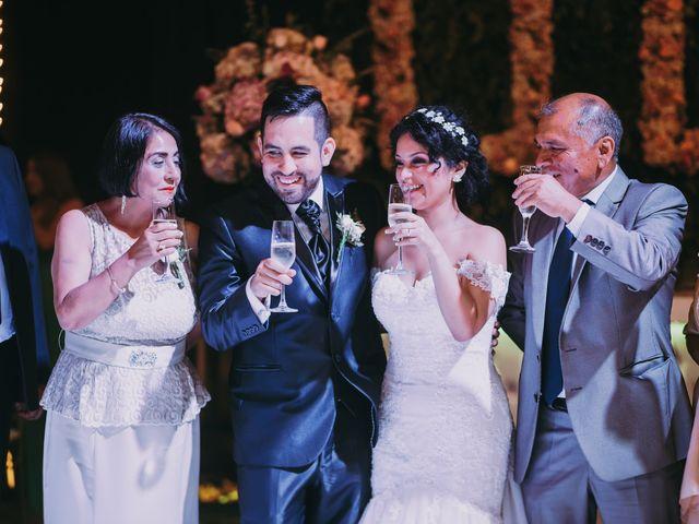 El matrimonio de Julio y Fatima en Chorrillos, Lima 96