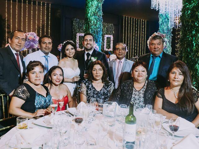 El matrimonio de Julio y Fatima en Chorrillos, Lima 98