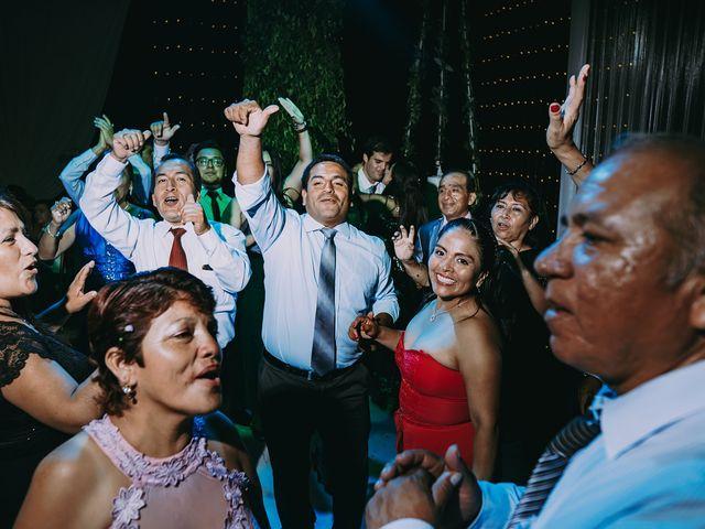 El matrimonio de Julio y Fatima en Chorrillos, Lima 113