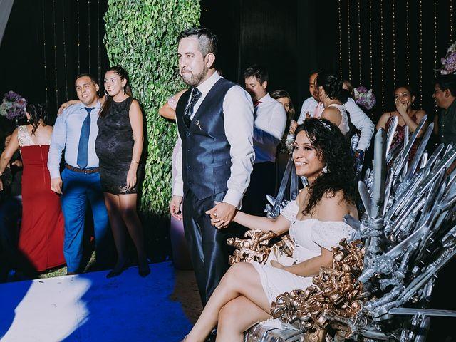 El matrimonio de Julio y Fatima en Chorrillos, Lima 114