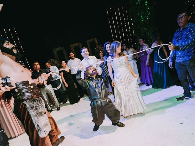 El matrimonio de Julio y Fatima en Chorrillos, Lima 128