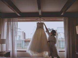 El matrimonio de Fabiola y Brooks 1
