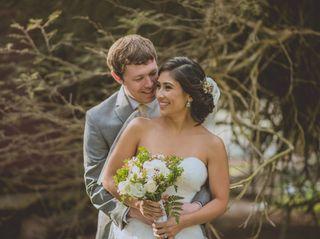 El matrimonio de Fabiola y Brooks