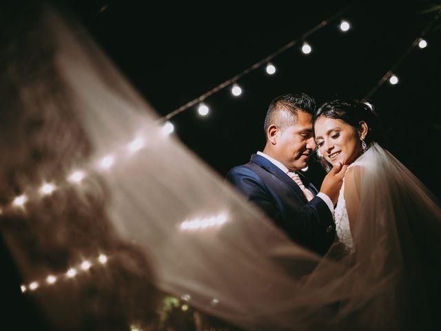 El matrimonio de Lizzet y Christian