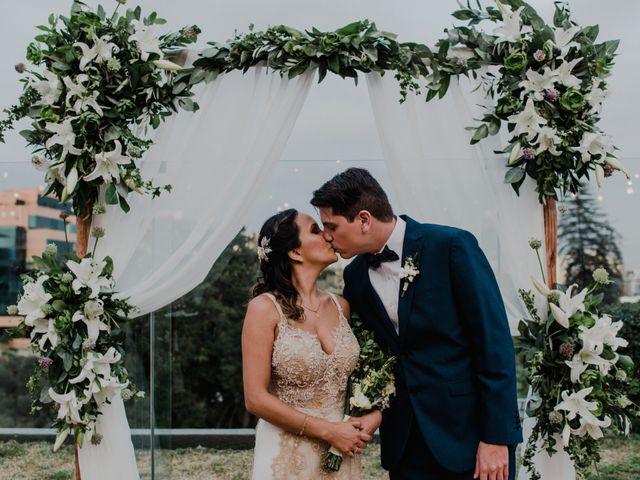 El matrimonio de Gabriela y Aldo