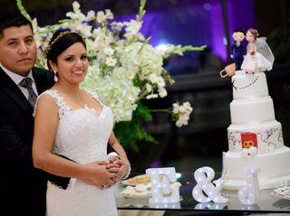 El matrimonio de Ellem y Johan