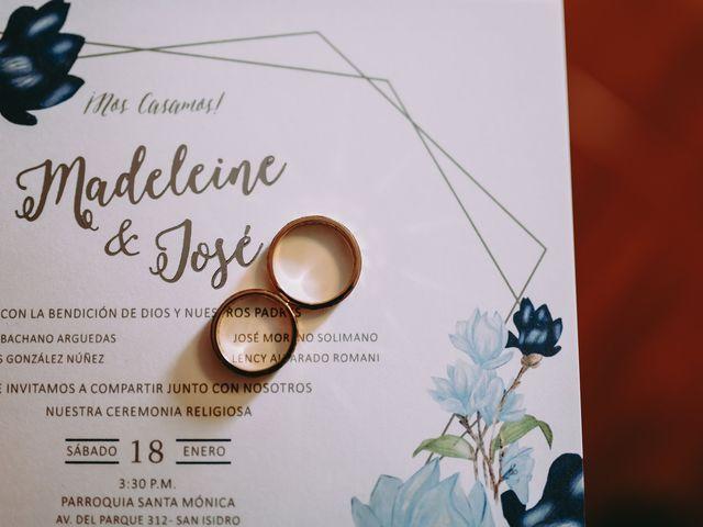 El matrimonio de José y Madeleine en Lurín, Lima 17