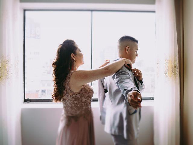 El matrimonio de José y Madeleine en Lurín, Lima 27