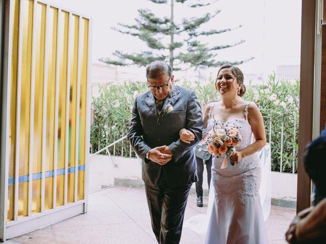El matrimonio de José y Madeleine en Lurín, Lima 31