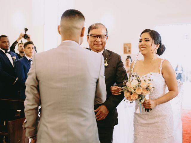 El matrimonio de José y Madeleine en Lurín, Lima 32