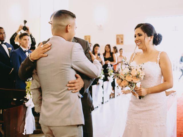 El matrimonio de José y Madeleine en Lurín, Lima 33