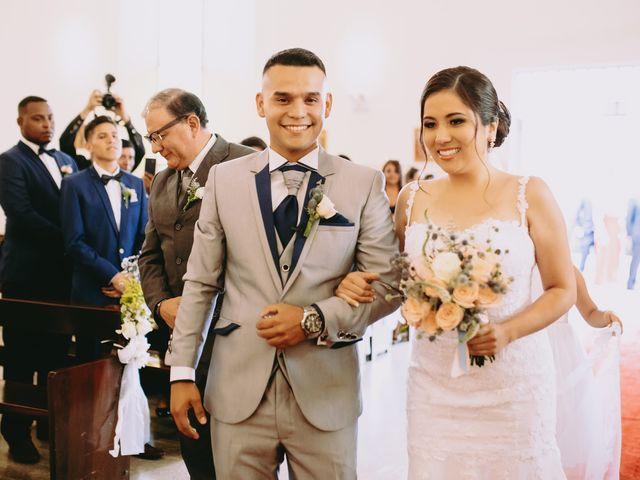 El matrimonio de José y Madeleine en Lurín, Lima 34