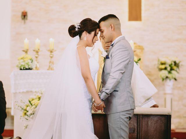 El matrimonio de José y Madeleine en Lurín, Lima 39