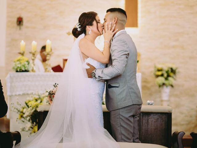 El matrimonio de José y Madeleine en Lurín, Lima 42