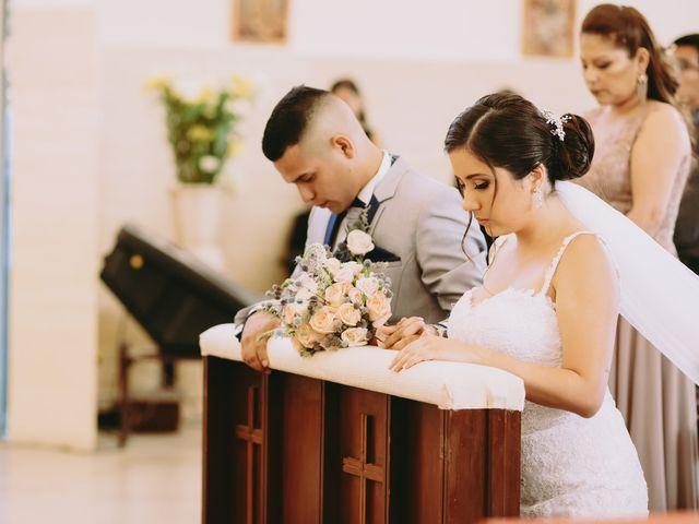 El matrimonio de José y Madeleine en Lurín, Lima 47