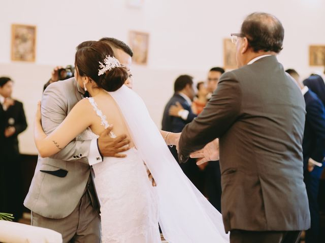 El matrimonio de José y Madeleine en Lurín, Lima 48