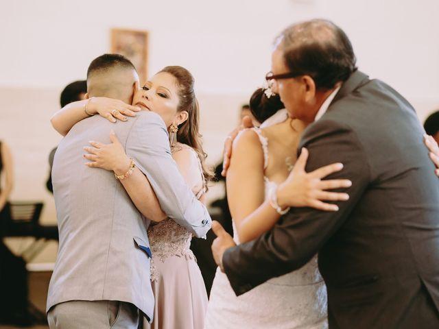 El matrimonio de José y Madeleine en Lurín, Lima 49