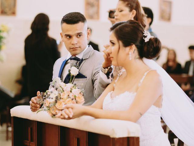 El matrimonio de José y Madeleine en Lurín, Lima 52