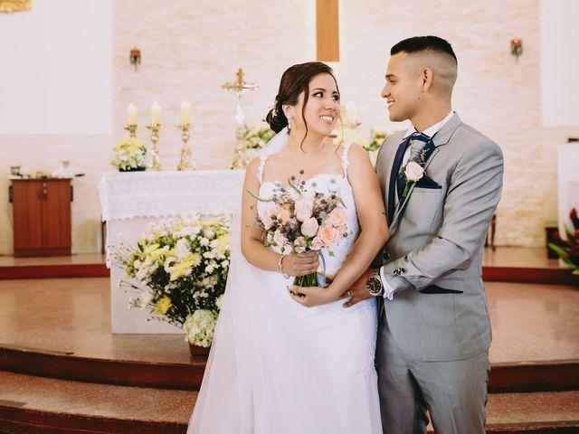 El matrimonio de José y Madeleine en Lurín, Lima 56