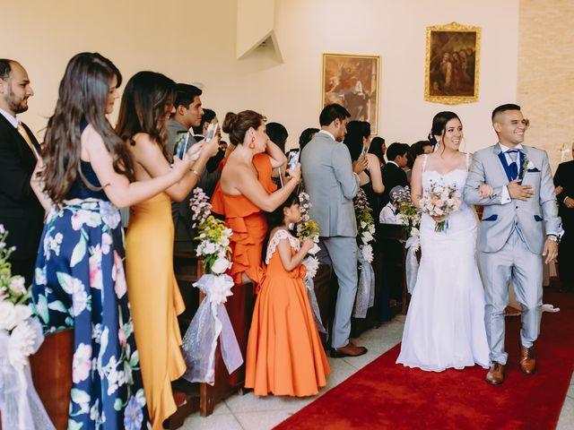El matrimonio de José y Madeleine en Lurín, Lima 59
