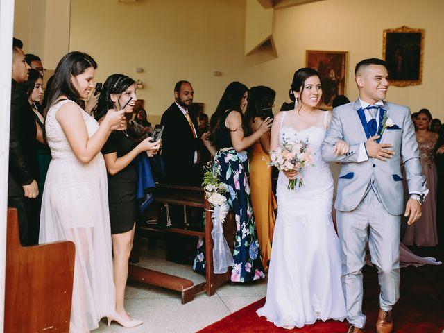 El matrimonio de José y Madeleine en Lurín, Lima 60