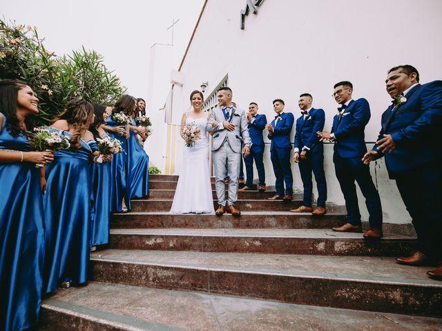 El matrimonio de José y Madeleine en Lurín, Lima 61