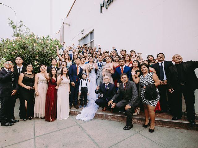 El matrimonio de José y Madeleine en Lurín, Lima 62