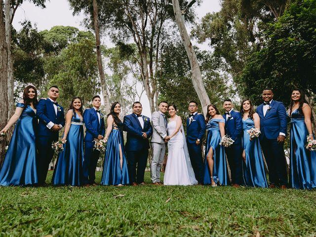 El matrimonio de José y Madeleine en Lurín, Lima 63