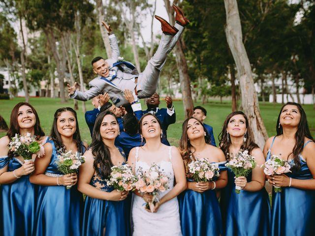 El matrimonio de José y Madeleine en Lurín, Lima 64