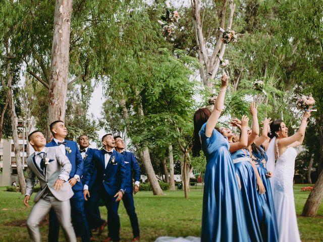 El matrimonio de José y Madeleine en Lurín, Lima 65
