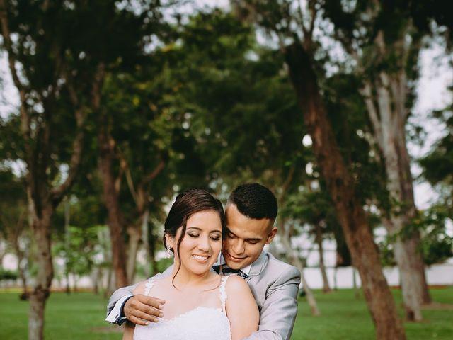 El matrimonio de José y Madeleine en Lurín, Lima 68