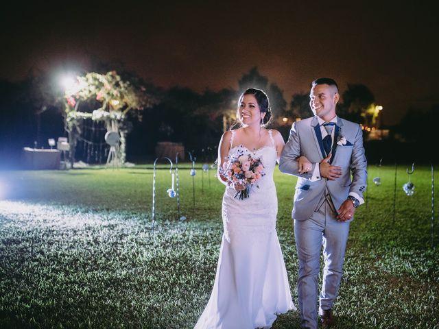 El matrimonio de José y Madeleine en Lurín, Lima 81