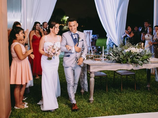 El matrimonio de José y Madeleine en Lurín, Lima 82