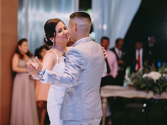 El matrimonio de José y Madeleine en Lurín, Lima 85