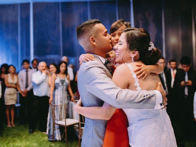 El matrimonio de José y Madeleine en Lurín, Lima 87