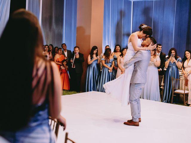 El matrimonio de José y Madeleine en Lurín, Lima 89