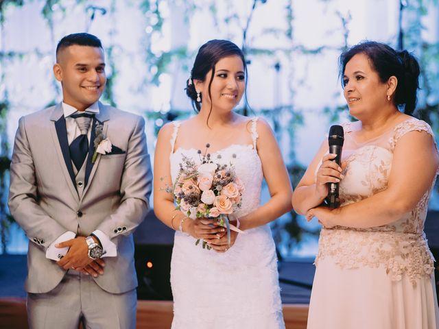 El matrimonio de José y Madeleine en Lurín, Lima 97
