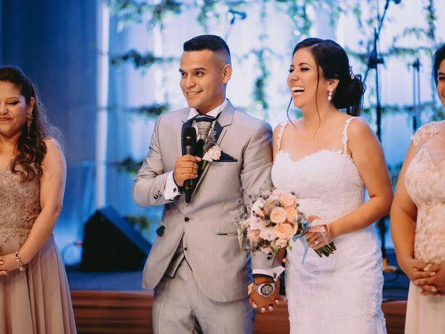 El matrimonio de José y Madeleine en Lurín, Lima 99