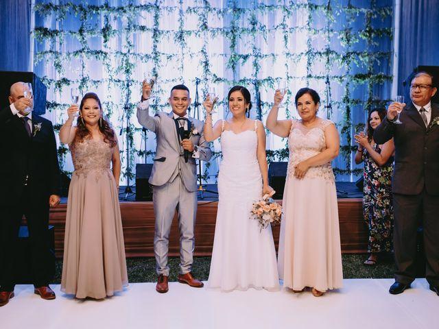 El matrimonio de José y Madeleine en Lurín, Lima 102