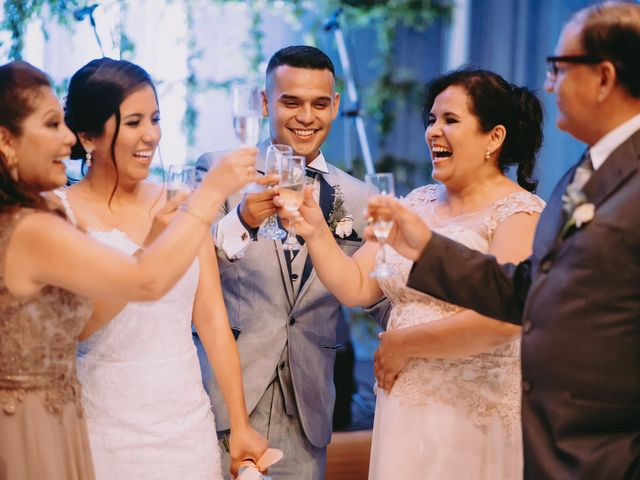 El matrimonio de José y Madeleine en Lurín, Lima 103