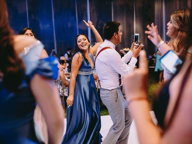 El matrimonio de José y Madeleine en Lurín, Lima 110